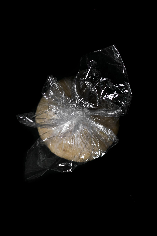 Fersken galette · 1