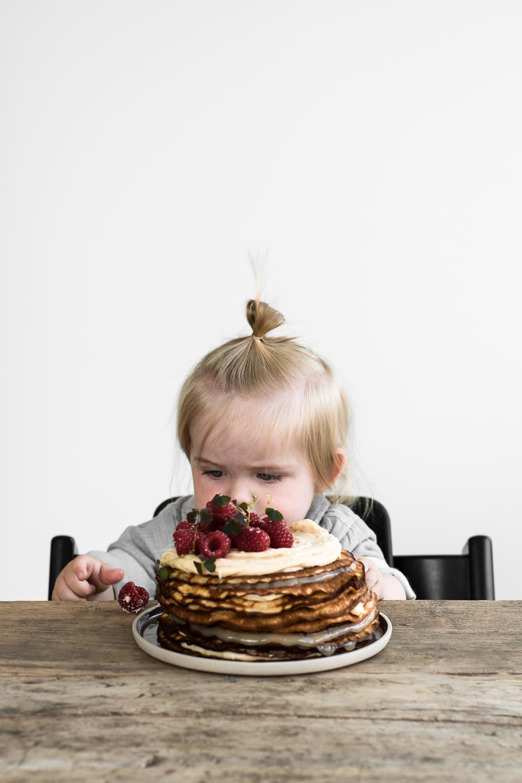 Hurra for baby og pandekagekage · 7