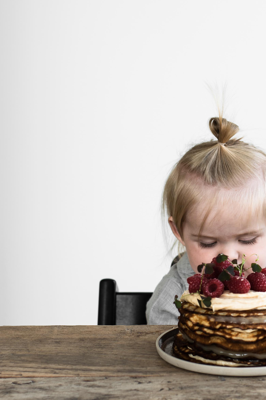 Hurra for baby og pandekagekage · 9