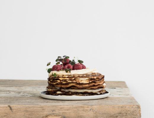 Hurra for baby og pandekagekage · 5