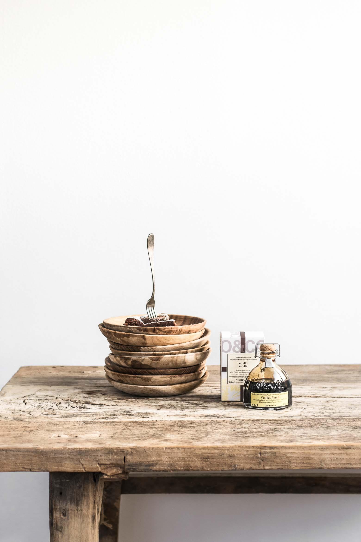 Balsamico brownie med vanilje og figner · 7