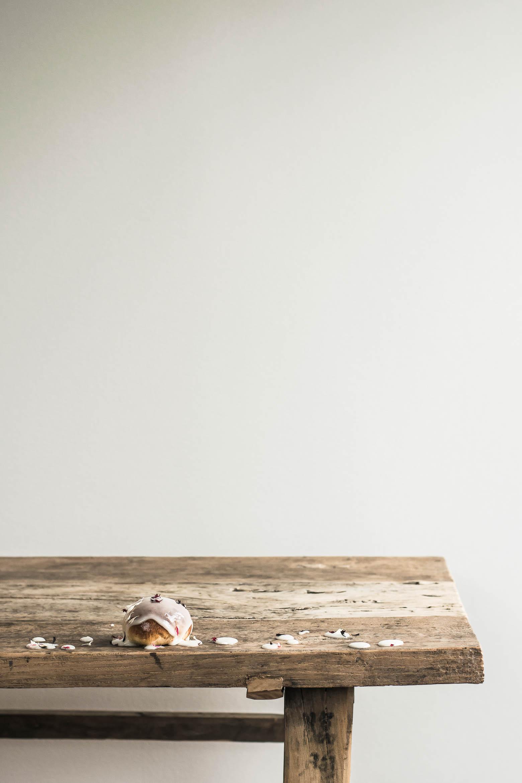 Fastelavnsboller med pistacie curd og citrusglasur · 8