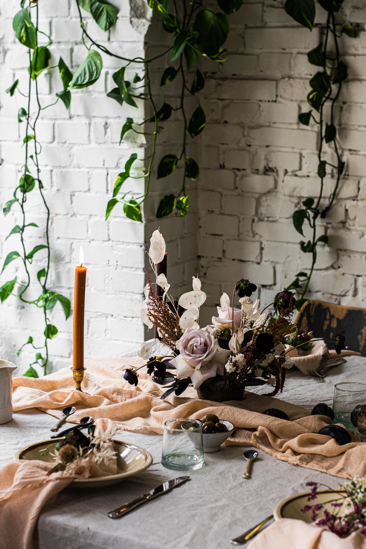 Food & Flowers · 10