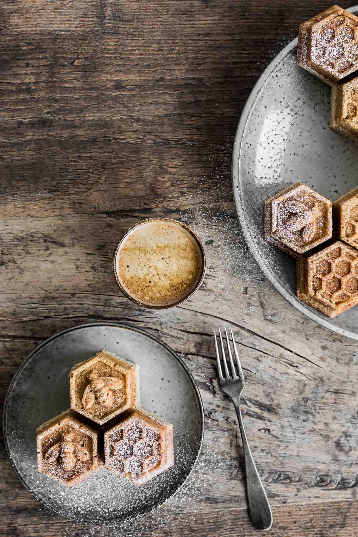 Honningkage med julekrydderier ·4