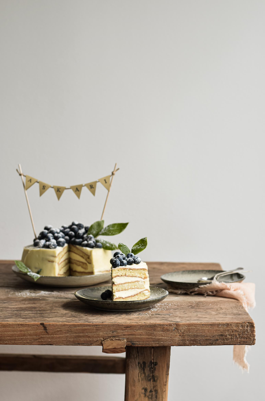 Pandekagekage - Opskrift på børnevenlig fødselsdagskage